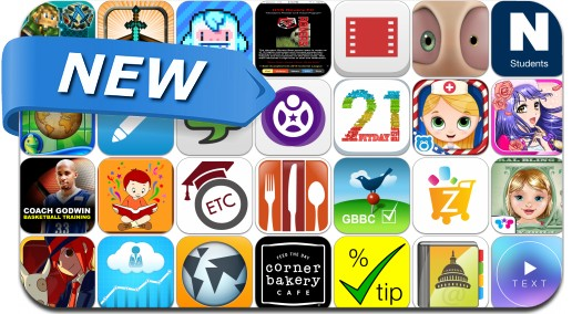 Newly Released iPhone & iPad Apps - January 16
