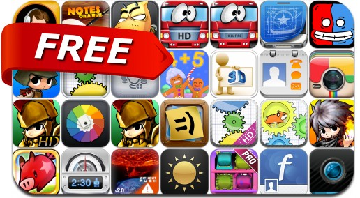 iPhone & iPad Apps Gone Free - May 12