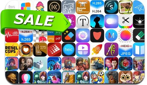 iPhone & iPad App Price Drops - July 1, 2021