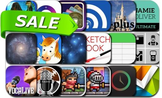 iPhone & iPad App Price Drops - September 10, 2016