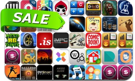 iPhone & iPad App Price Drops - October 2