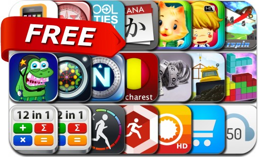 iPhone & iPad Apps Gone Free - March 30, 2014