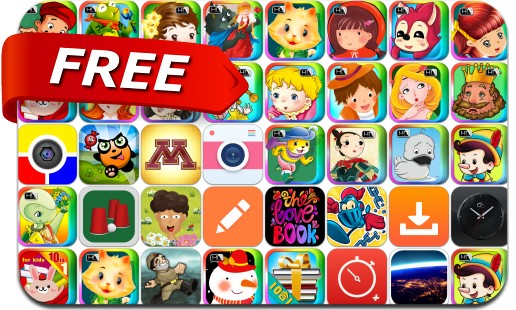 iPhone & iPad Apps Gone Free - March 21, 2015
