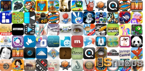 Newly Released iPhone and iPad Apps - March 16 Roundup