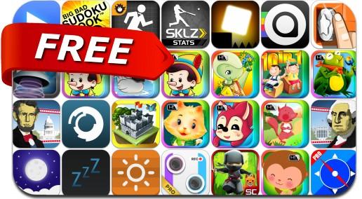 iPhone & iPad Apps Gone Free - February 19, 2014