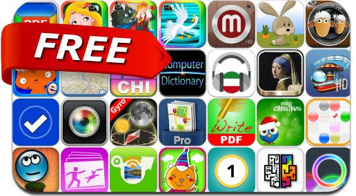 iPhone & iPad Apps Gone Free - March 21, 2014