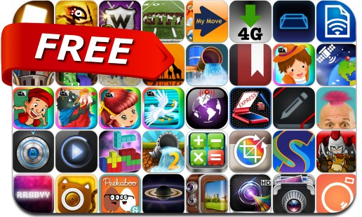 iPhone & iPad Apps Gone Free - August 23