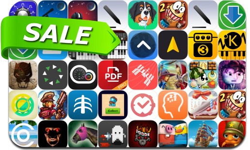 iPhone & iPad App Price Drops - May 18, 2019