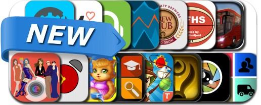 Newly Released iPhone & iPad Apps - February 15, 2015