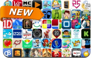 Newly Released iPhone & iPad Apps - February 15