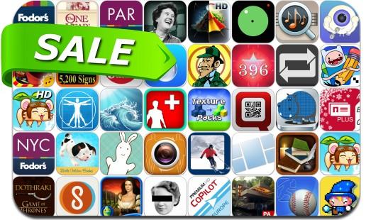 iPhone & iPad App Price Drops - February 1, 2015