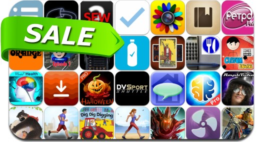 iPhone & iPad App Price Drops - October 25, 2014