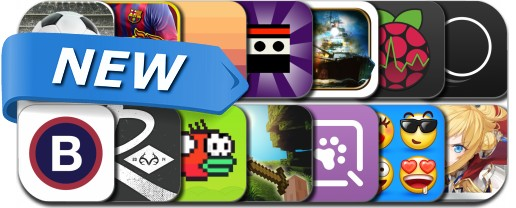 Newly Released iPhone & iPad Apps - June 30, 2014