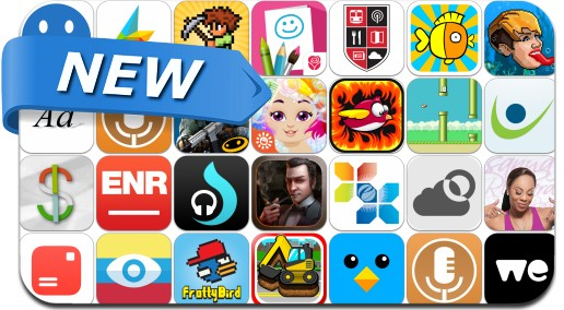Newly Released iPhone & iPad Apps - March 6, 2014