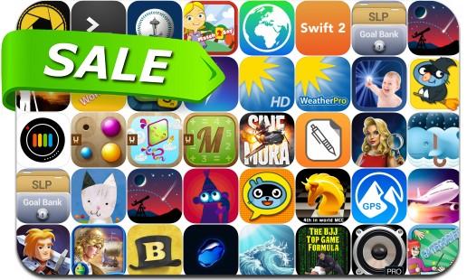 iPhone & iPad App Price Drops - May 6, 2017