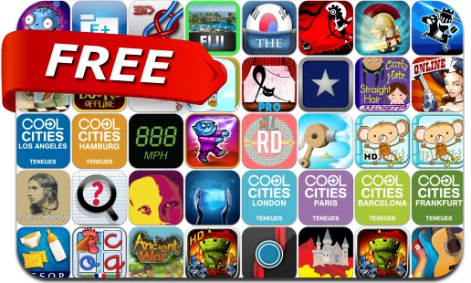 iPhone & iPad Apps Gone Free - September 7