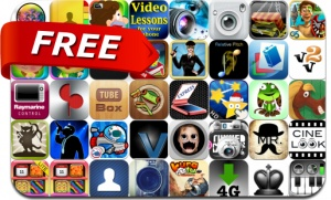 iPhone and iPad Apps Gone Free - January 18