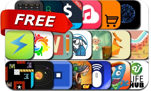 iPhone & iPad Apps Gone Free - September 29, 2018