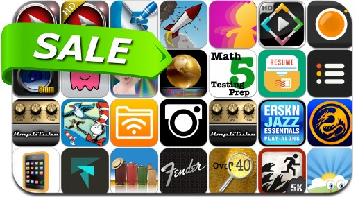 iPhone & iPad App Price Drops - March 11, 2015
