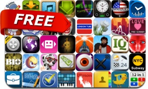 iPhone & iPad Apps Gone Free - February 15