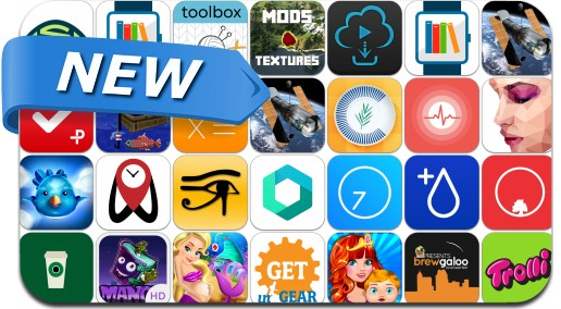 Newly Released iPhone & iPad Apps - April 27, 2015