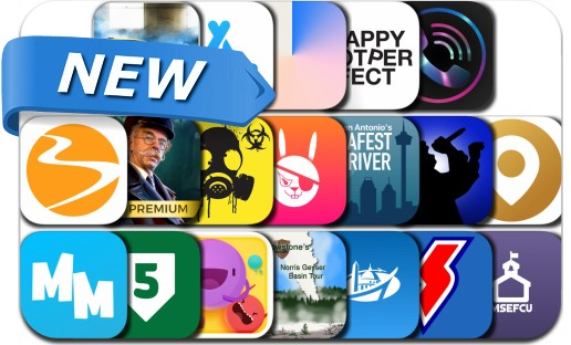 Newly Released iPhone & iPad Apps - June 6, 2018