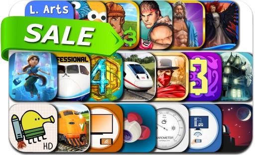 iPhone & iPad App Price Drops - June 15, 2018