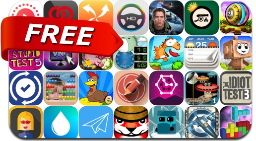 iPhone & iPad Apps Gone Free - November 26, 2016