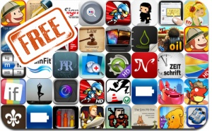 iPhone and iPad Apps Gone Free - September 12
