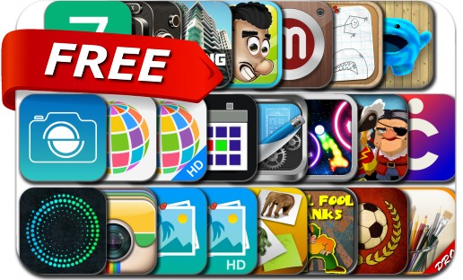 iPhone & iPad Apps Gone Free - July 17, 2014