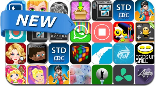 Newly Released iPhone & iPad Apps - July 1