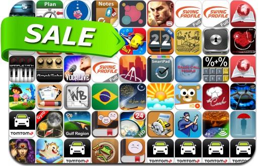 iPhone & iPad App Price Drops - August 8