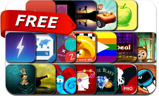 iPhone & iPad Apps Gone Free - July 13, 2014