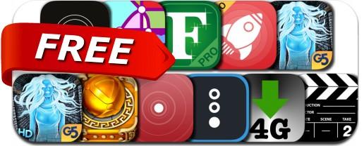 iPhone & iPad Apps Gone Free - November 8, 2016