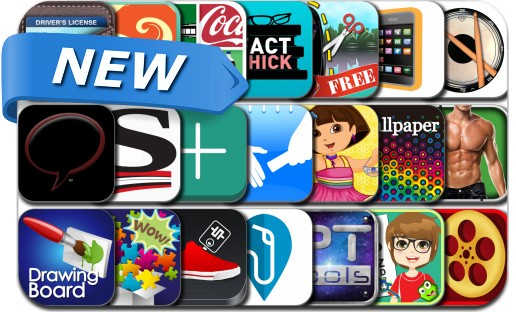 Newly Released iPhone & iPad Apps - August 19