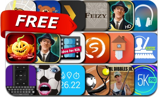 iPhone & iPad Apps Gone Free - August 11, 2015