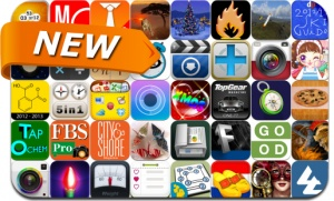 Newly Released iPhone and iPad Apps - November 27