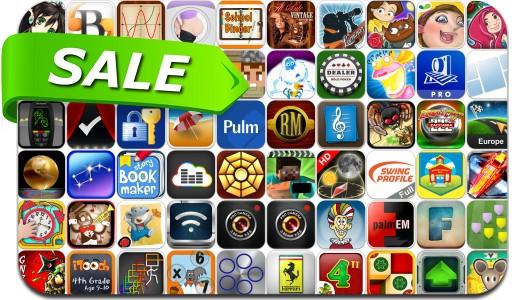 iPhone & iPad App Price Drops - August 2