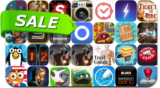 iPhone & iPad App Price Drops - June 24, 2016