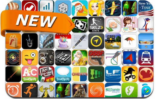 Newly Released iPhone & iPad Apps - March 21