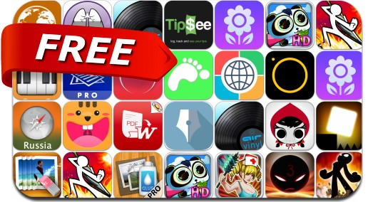 iPhone & iPad Apps Gone Free - December 30, 2014