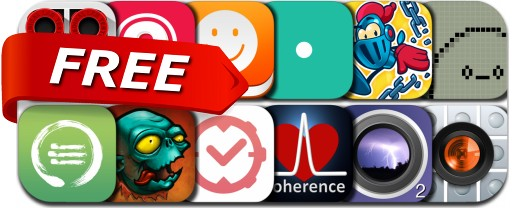 iPhone & iPad Apps Gone Free - April 19, 2016