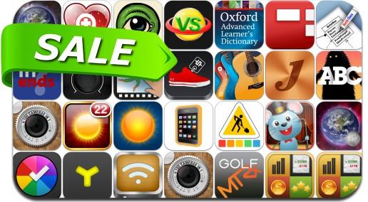 iPhone & iPad App Price Drops - September 23