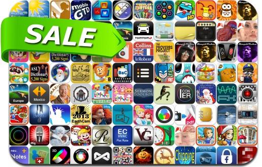 iPhone & iPad App Price Drops - December 14