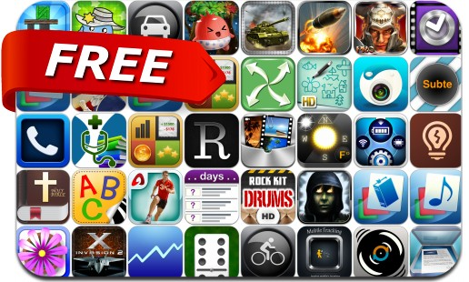 iPhone & iPad Apps Gone Free - May 8