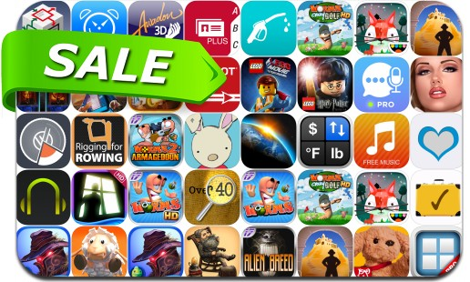 iPhone & iPad App Price Drops - July 29, 2015