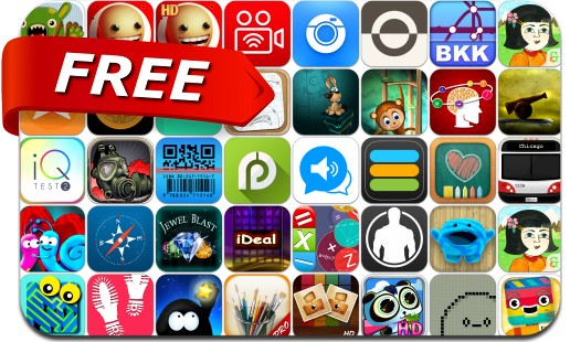 iPhone & iPad Apps Gone Free - September 25, 2014