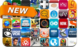 Newly Released iPhone and iPad Apps - January 16