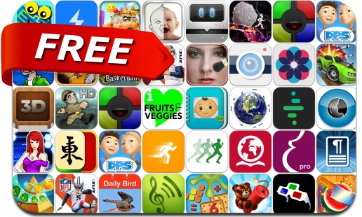 iPhone & iPad Apps Gone Free - February 27, 2015