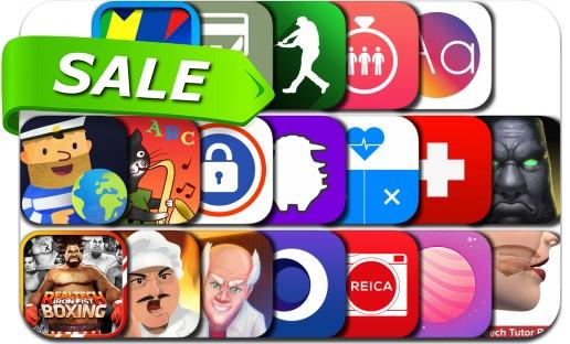 iPhone & iPad App Price Drops - January 8, 2019